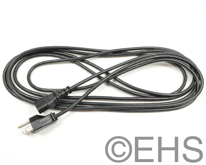 IEC 15Ft Power cord- Event Horizon & Services